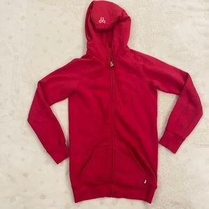 TNA Neon Pink Hoodie, Size: Extra Small